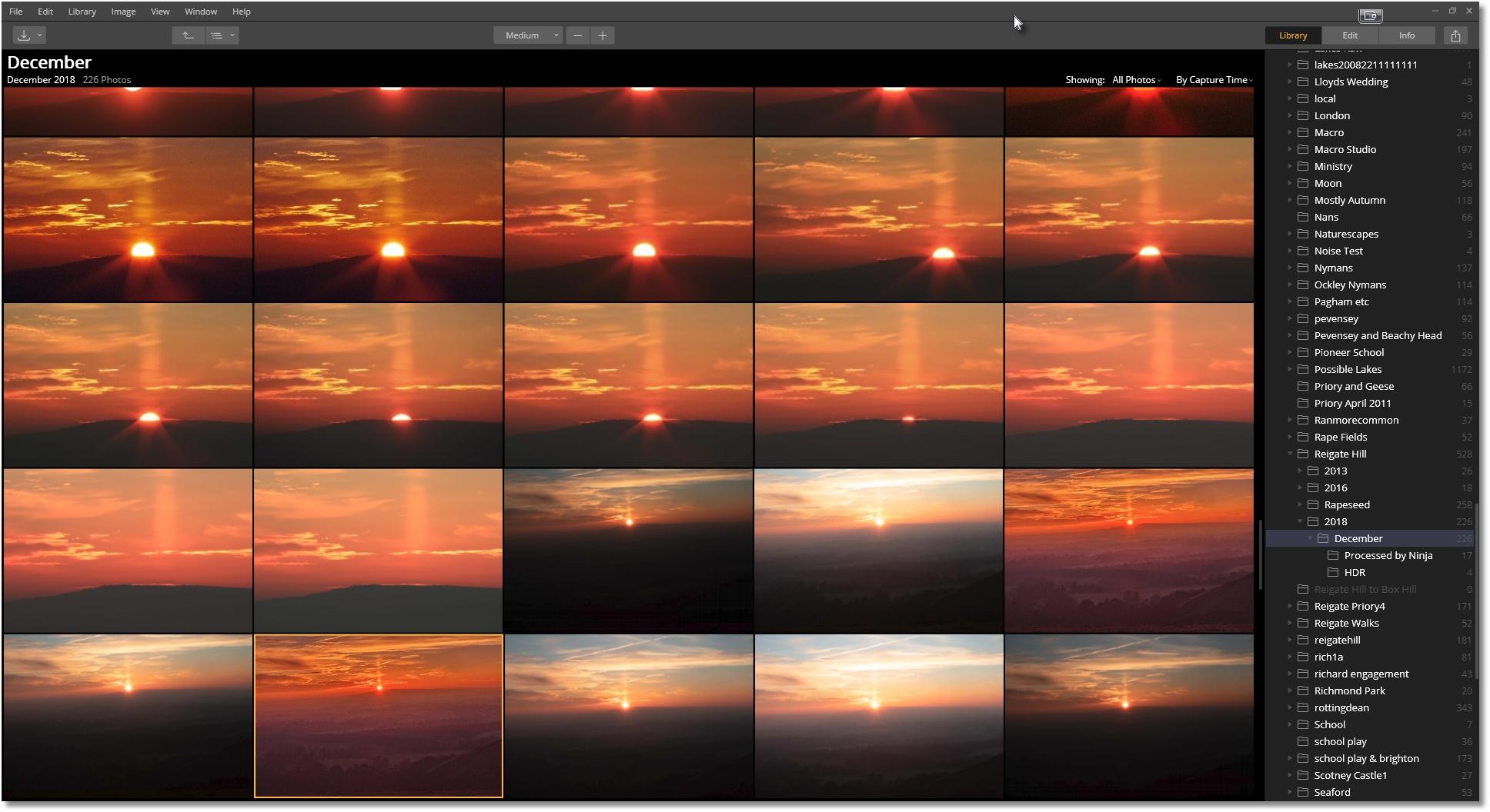 Luminar's Browser